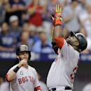 Ortiz's 3-run homer helps Red Sox end skid The Associated Press