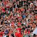 LIVERPOOL, ENGLAND - MAY 19:  Jamie Carragher of Liverpool applauds the fans after his last game for the club following the Barclays Premier League match between Liverpool and Queens Park Rangers at Anfield on May 19, 2013 in Liverpool, England.  (Photo by Julian Finney/Getty Images)