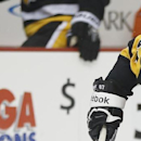 Crosby's return to Broadway headlines NHL East playoffs The Associated Press