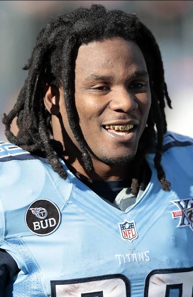 Titans tell Chris Johnson he'll be released today