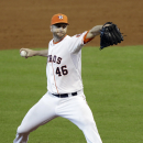 Feldman tosses complete game, Astros beat Jays 6-1 The Associated Press