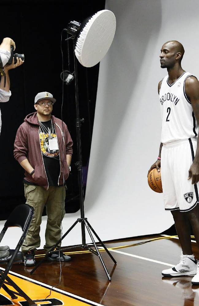 Nets thinking title, but not for winning Atlantic