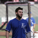 Royals-Giants Preview The Associated Press