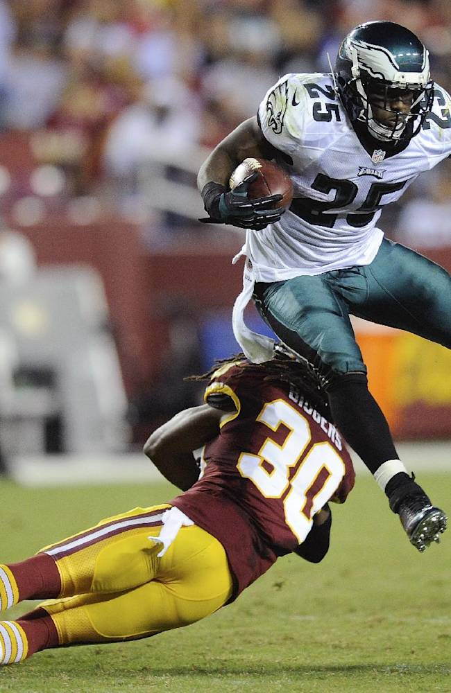 Redskins waiting for 'Mario Brothers' Meriweather