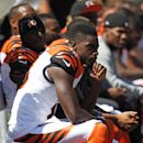 Bengals WR A.J. Green held out of practice The Associated Press