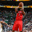 Lowry scores 39, Raptors hand Jazz 7th loss in row The Associated Press