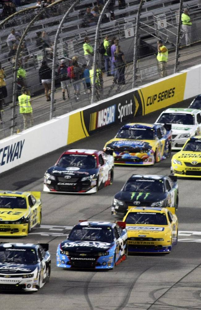 Richmond hoping track access boosts fan experience