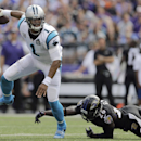 Newton: Doctors 'downplayed' length of ankle rehab The Associated Press