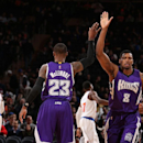 Rudy Gay, Kings hand Knicks worst loss of season, 124-86 The Associated Press