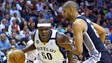 Spurs, Grizzlies will be 'nasty' series