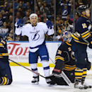 Stamkos lifts Lightning past Sabres 4-3 in OT The Associated Press