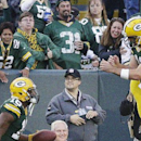 Rodgers, Packers roar back to beat Jets 31-24 The Associated Press