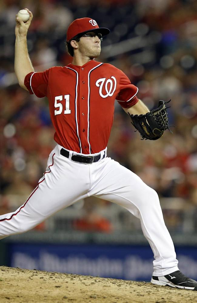 Werth rallies Nationals past Mets 6-5