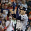 Morrison's 2 HRs, 5 RBIs lead Mariners over Astros 8-1 The Associated Press