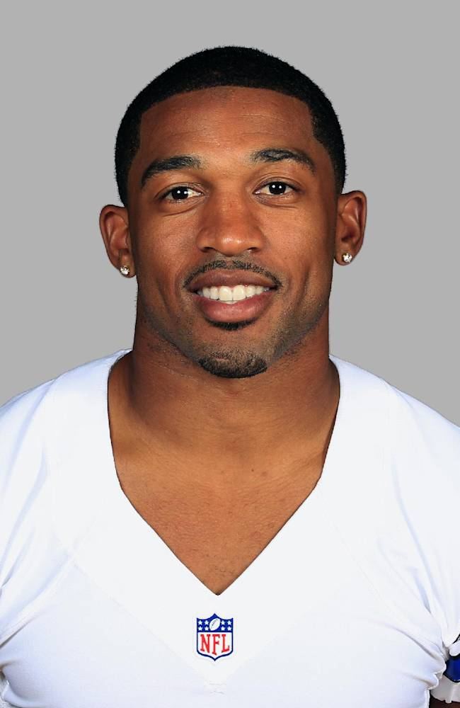 This is a photo of Orlando Scandrick of the Dallas Cowboys NFL football team. This image reflects the Dallas Cowboys active roster as of Friday, July 25, 2014. (AP Photo)