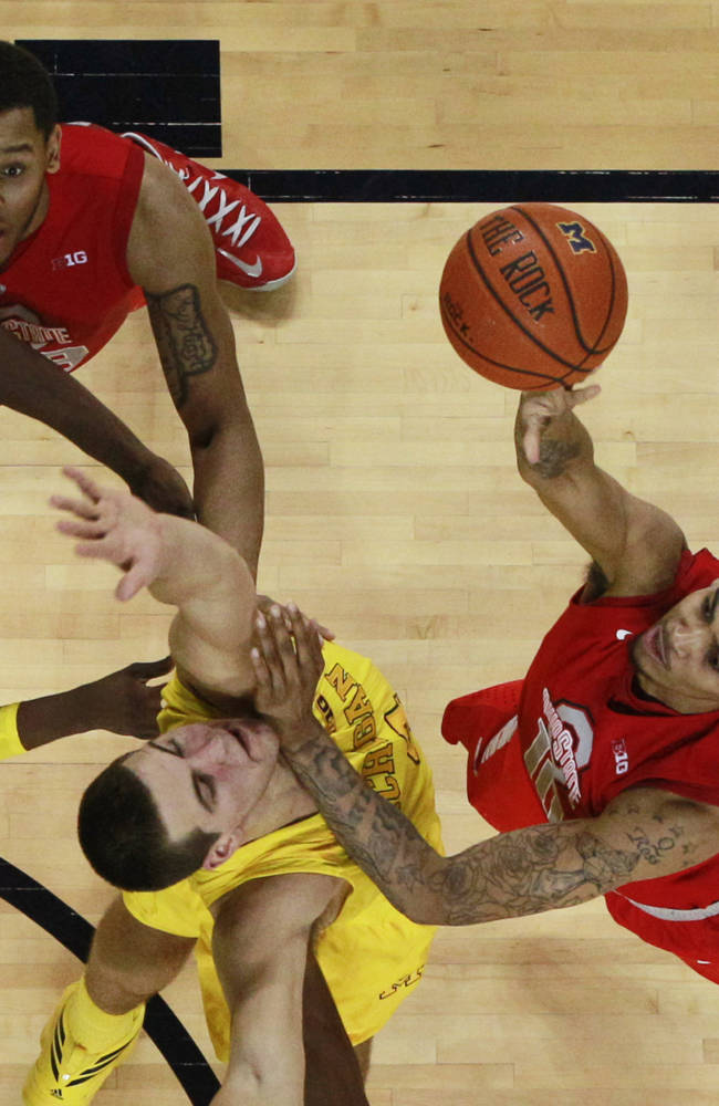 Buckeyes return 4 starters but lack big scorer