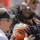 Burfict, Still active for Bengals vs Falcons The Associated Press