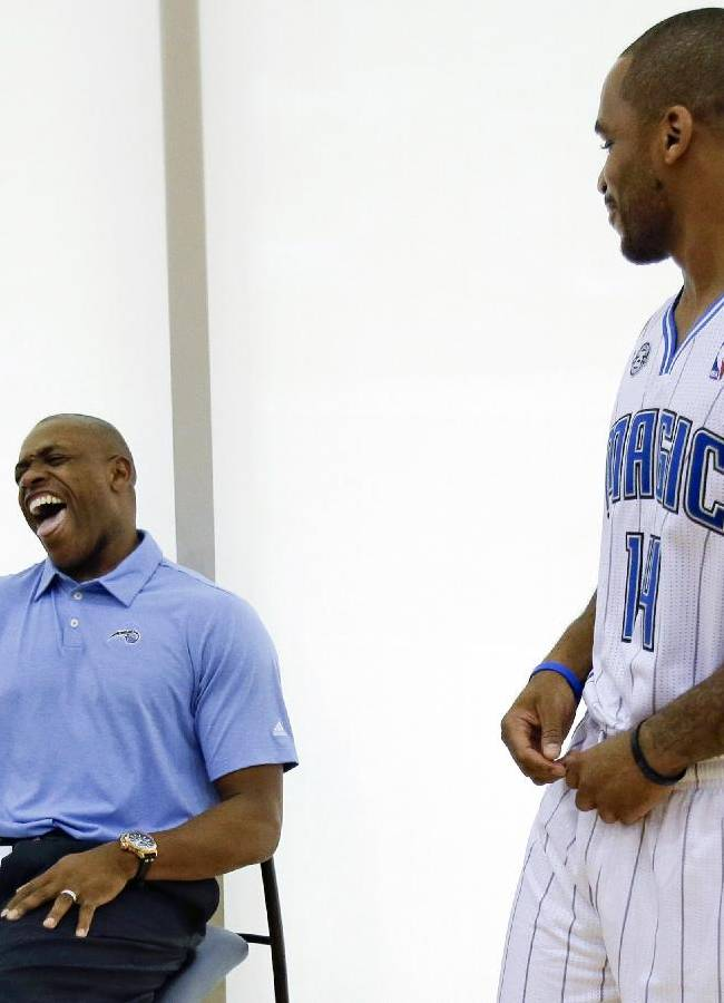 Magic coach: No skipping steps in latest rebuild