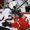 Jooris has goal, assist in Flames' win over Sens The Associated Press