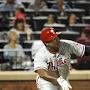 Howard, Byrd lead Phillies to 7-2 win over Mets The Associated Press
