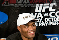 Anderson Silva Theres No Way a Super Fight with Jon Jones Happens