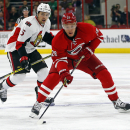 Canes place Semin on waivers, plan to buy out his contract The Associated Press