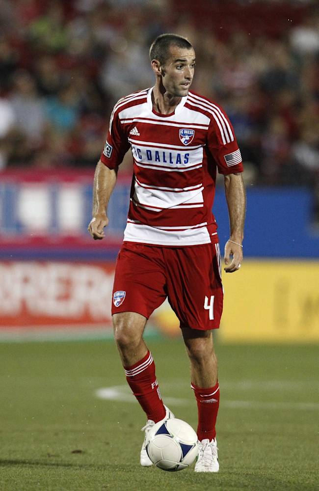 FC Dallas stuns Sporting KC at end to grab 2-2 tie