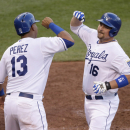 Butler, Royals overcome Indians for 5th win in row The Associated Press
