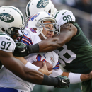 Orton tosses 4 TDs as Bills rout sloppy Jets 43-23 The Associated Press