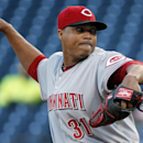 Simon, Bruce lead Reds past Pirates 5-2 The Associated Press