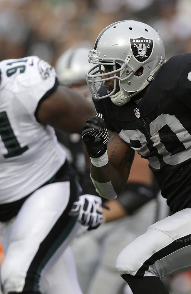 Painful day for RBs Foster, McFadden, Sproles
