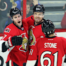 Turris has goal, 2 assists to lead Senators past Panthers The Associated Press