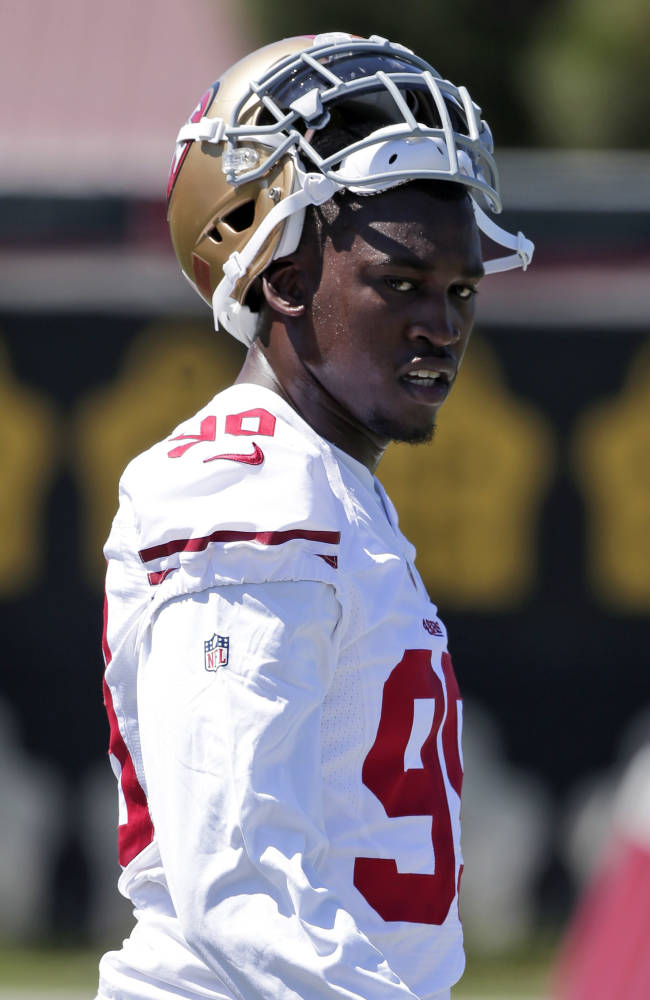 49ers GM: NFL discipline on Smith could come soon