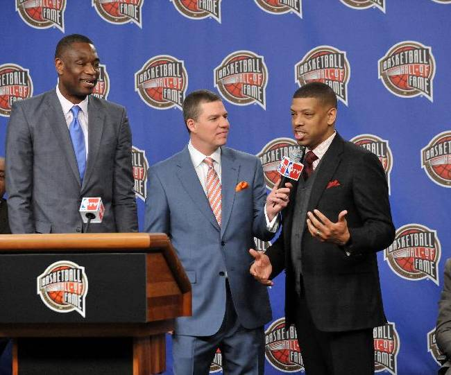 Calipari, Mutombo, Kevin Johnson Hall of Fame finalists