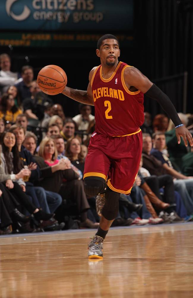 Irving back for Cavs after missing 3 games