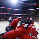 Ovechkin scores twice as Capitals blank Maple Leafs 4-0 The Associated Press