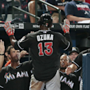 Saltalamacchia, Alvarez lead Marlins past Braves The Associated Press