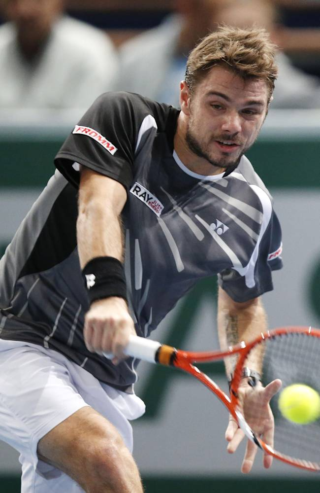 Federer, Wawrinka lead Switzerland in Davis Cup