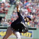 Gallardo pitches Brewers to 4-0 win over Red Sox The Associated Press