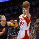 Hawks lose Korver to right ankle sprain against Cavs The Associated Press
