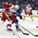 Detroit Red Wings v Tampa Bay Lightning - Game Two Getty Images