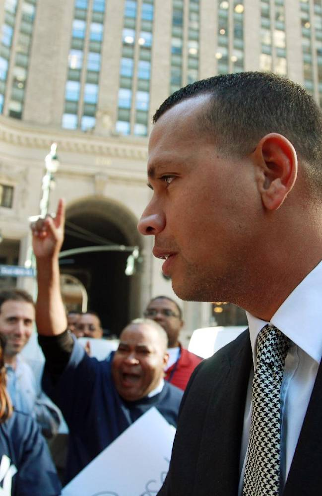 Levine testifies he didn't conspire against A-Rod