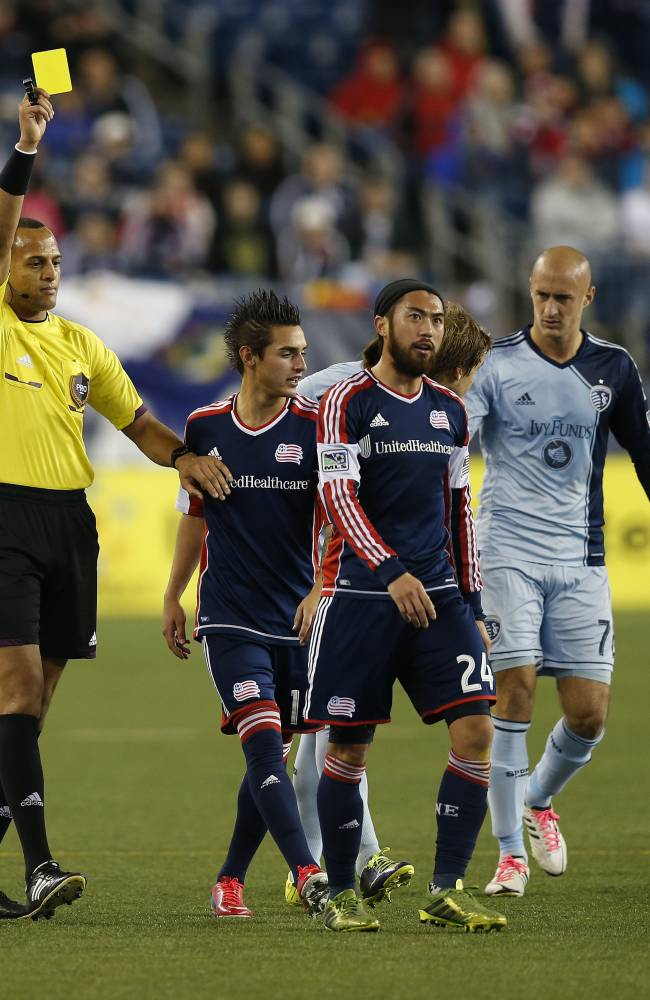 Lockout of MLS referees ends with 5-year deal