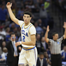 Lonzo Ball basically declared for the NBA draft immediately after UCLA's NCAA tournament loss