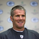 Packers adding Brett Favre to Hall of Fame in 2015 The Associated Press