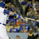 Ethier, Kendrick lead streaking Dodgers over Marlins 11-1 The Associated Press