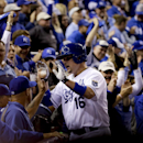 Royals decline 2015 option on DH Billy Butler The Associated Press