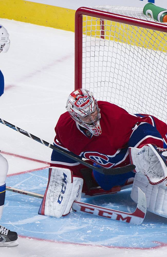 Oshie lifts Blues to shootout win over Montreal