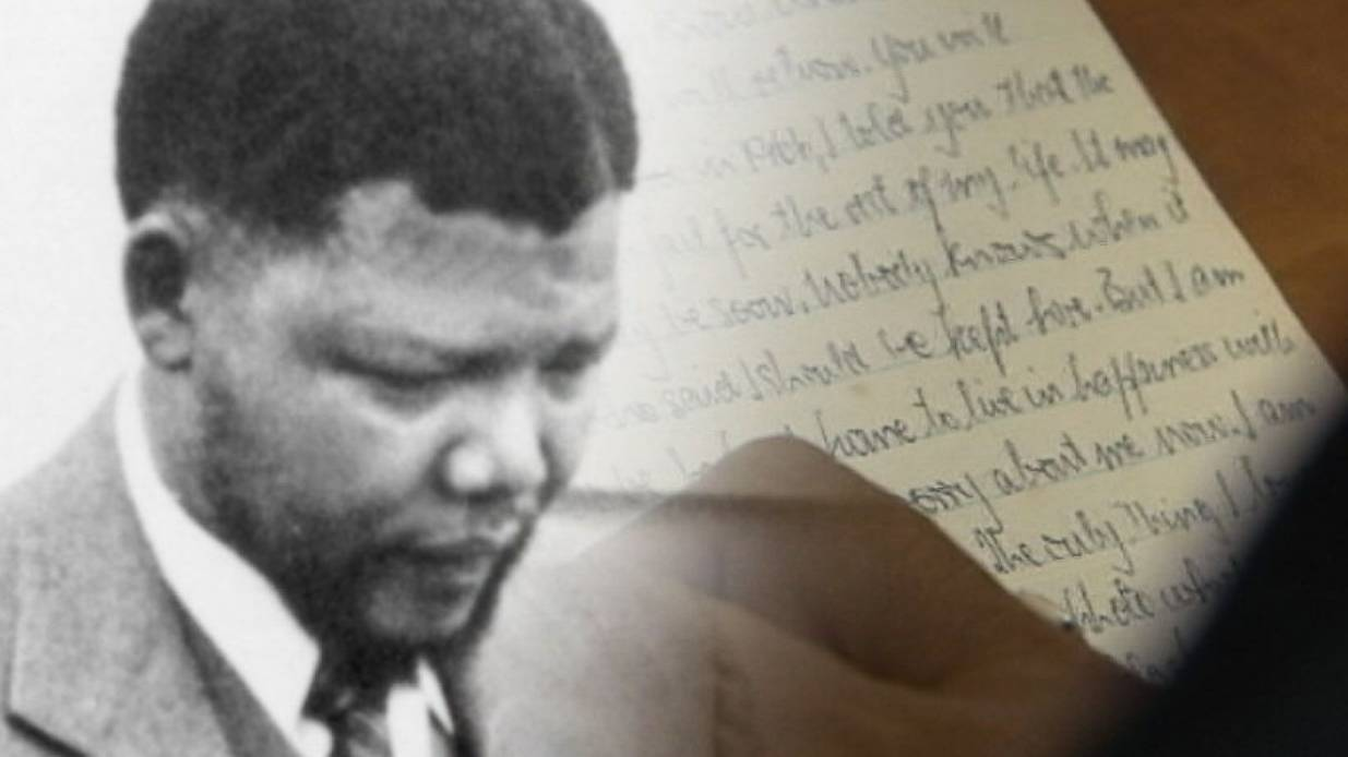 Letters of a Leader: Nelson Mandela's Own Words From Prison