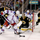Boston G Rask leaves game early in 2nd The Associated Press